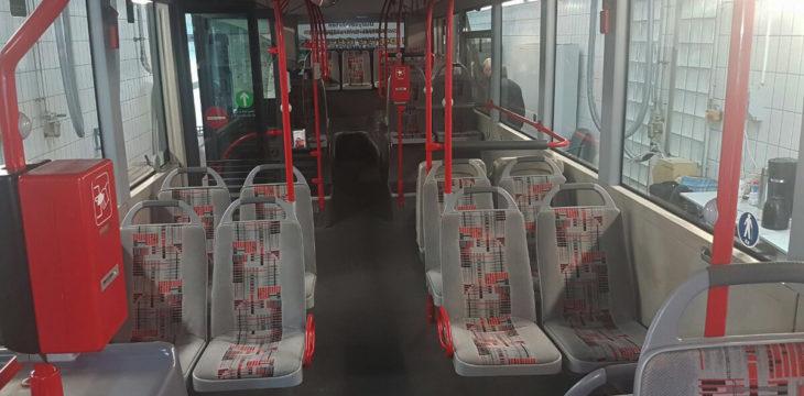 Infopunkt könnte ein Bus werden