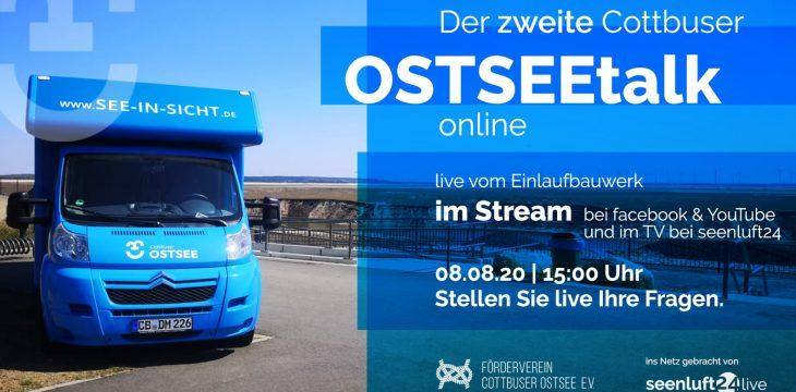 Der zweite Cottbuser OSTSEEtalk kommt!