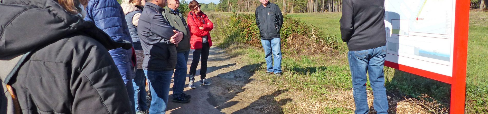 Unser SEEgang in Teichland – ein Bericht